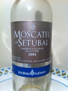Moscatel de Setubal 2004 Jose Maria da Fonseca