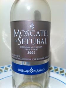 Moscatel de Setubal 2004 Jose Maria da Fonseca